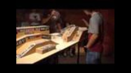 Vehicle Fingerboard Contest