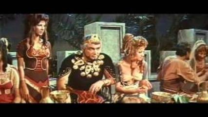 Аргонавты: В поисках золотого руна / Фессалийский великан(1960)