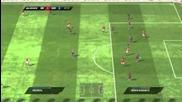 Fifa 11 Fc Barcelona vs Manchester United
