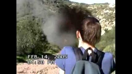 Според вас това истина ли е?!метеорит пада на земята!