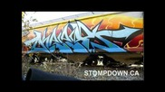 "Graffiti - Keep6 Sdk Wholecar - Stompdown Killaz - November 13 2011 *song Mr Hyde ""demonic Harmonix"""