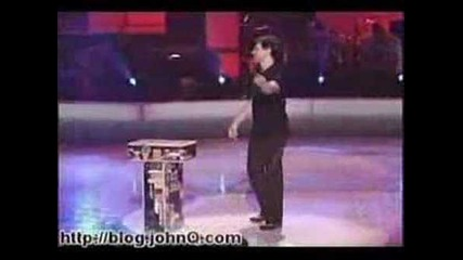 Моят идол-america's Got Talent - Mark Faje