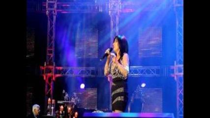 Кичка Бодурова - Микс от песни на Развигор Попов - Live