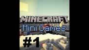 Minecraft Mini Games #1 Paintball