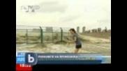 btv - Тайфунът в Азия отслабва