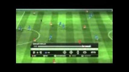Fifa 11 - Страхотен гол на Уейн Рууни