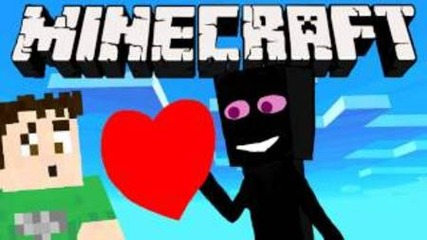 Minecraft-enderman Love