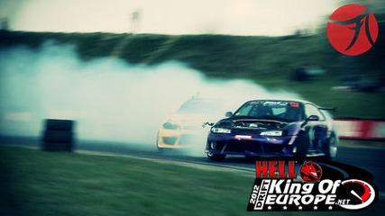 Hell King of Europe Drift Series Round One by Katana team