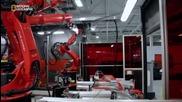 Megafactories Tesla Model S