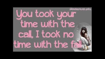 Call Me Maybe - Carly Rae Jepsen - Lyrics On Screen