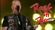 Metallica no Rock in Rio, Show Completo