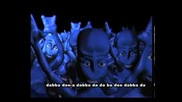 Eiffel 65 Blue Da Ba Dee) (original Video with subtitles