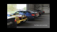 Huge Rev Battle with 550+ Bhp cars! Spring Event 2014