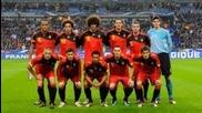 Една нова сила във футбола – Белгия