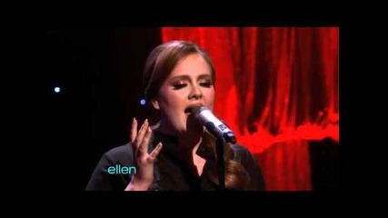 The best song 2011 Adele