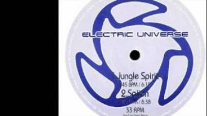 Electric Universe - Spectral Blue