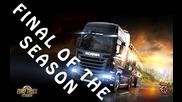 Euro Truck 2 - Сезон 2 Епизод 20 - Край на сезон 2 (мартин)