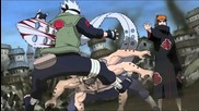 Kakashi vs Pain - Time of Dying
