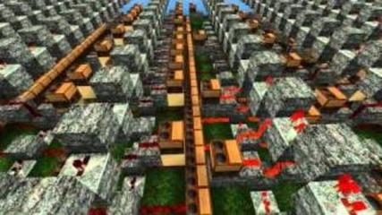 Minecraft Note Blocks: Linkin Park Numb