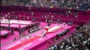 Румънският отбор по гимнастика - Лондон 2012
