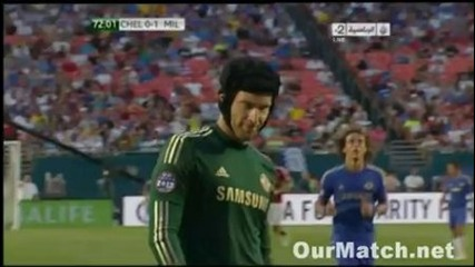 Chelsea vs Milan 29-7-12 (highlights)