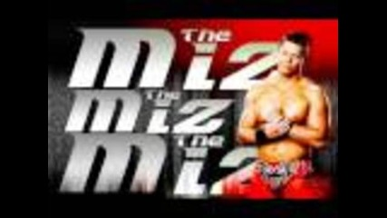 The Miz rap - What's Up