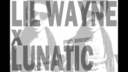 "Lil Wayne Style Beat 2013 Big Sean Type Instrumental ""lunatic"" (free D"