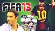 Fifa 13 Gameplay - Air Japes vs. Calfreezy | Barcelona vs. Man. City