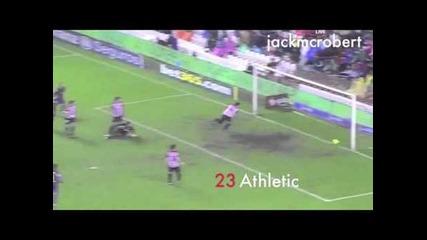 Lionel Messi's 50 Goals of 11/12