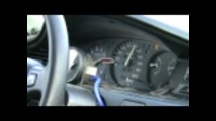 Honda Civic Turbo 100-200 km/h 1