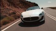 2013 Maserati Grancabrio Mc - Official Trailer