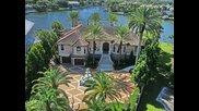 Italian-inspired Waterfront Home in Sarasota, Florida