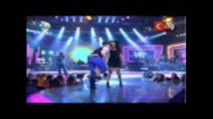 Teodora & Sinan Akcil -- Cumartesi (sabota ) | Beyaz Show 22.4.2011 |