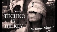 Velinov Martin & Eraser - Techno Is The Key [101%