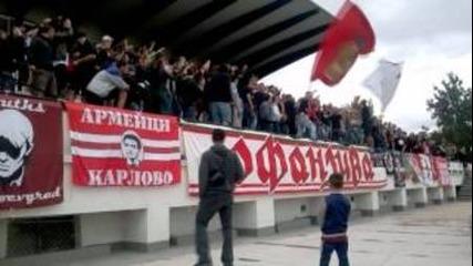 Ofanziva: C S K A Sofia 3:0 Botev Vratza (15.09.12)