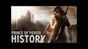 Еволюцията на Prince of Persia