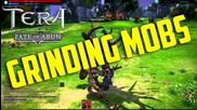Tera - How to Grind Mobs