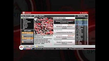 Fifa 12 Manager Liverpool - Ep 3