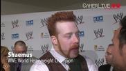 Wwe шампион Sheamus говори Summerslam в Wwe 13 Wrestling Game [hd]