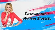 Violetta 3 - Supercreativa - Martina Stoessel - Letra