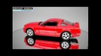 Mustang Gt 2005 - 1:24 - Welly