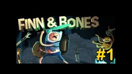 Adventure Time:finn and Bones #1