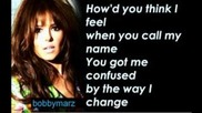 Cheryl Call My Name Lyrics