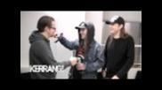 Alexi Laiho & Janne Warman Interview
