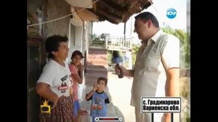 Млад Меринджей дава интервю - Господари на Ефира част 2