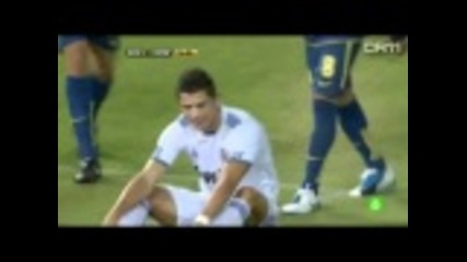 Cristiano Ronaldo 7 The white devil Real Madrid 2011