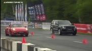 Jeep Supercharged (1100 Hp) vs Porsche Switzer/proto R911 (950 Hp)