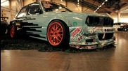 "Superior Media - Bmw E30 ""drift Me"" Team Insane Racing @ Bilsport Performance & Custom Motor Show 20"