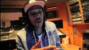 Wiz Khalifa freestyle 2012 - On Sbtv [studio Session]