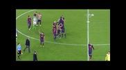 Барселона - Реал Бетис 4:2 05.05.2013